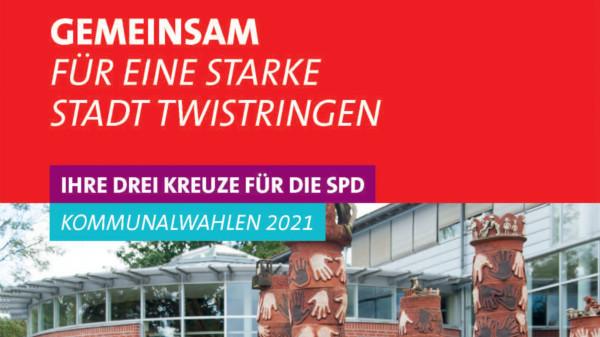 """Solagan """"Gemeinsam für eine starke Stadt Twistringen"""""""